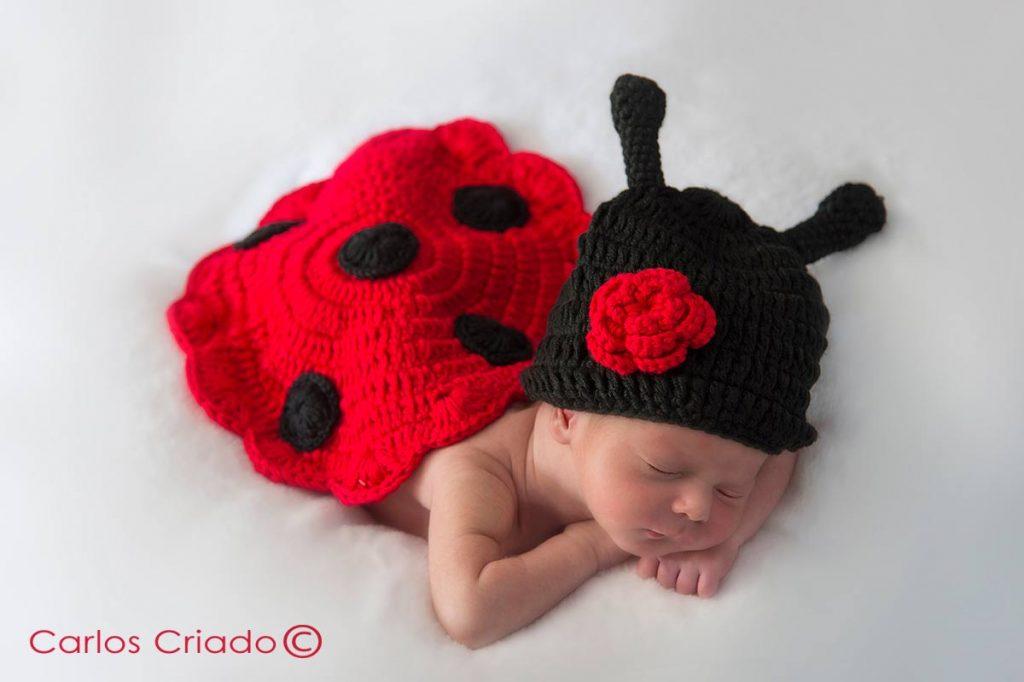 Fotografía de bebés en extremadura, autor Carlos Criado