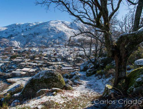 Blanca Navidad en Cabezabellosa