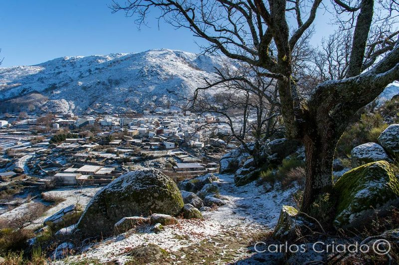 Cabezabellosa, Extremadura