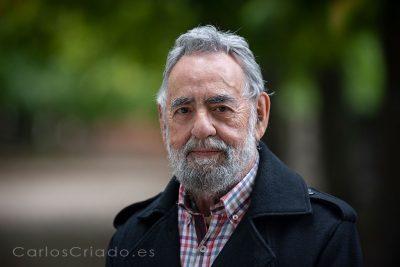 Retrato Víctor Chamorro