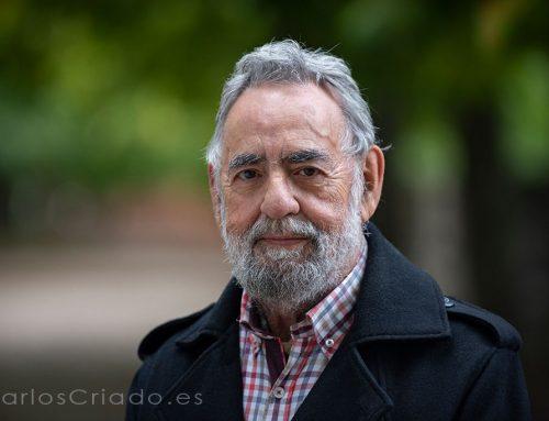 Retrato a Víctor Chamorro